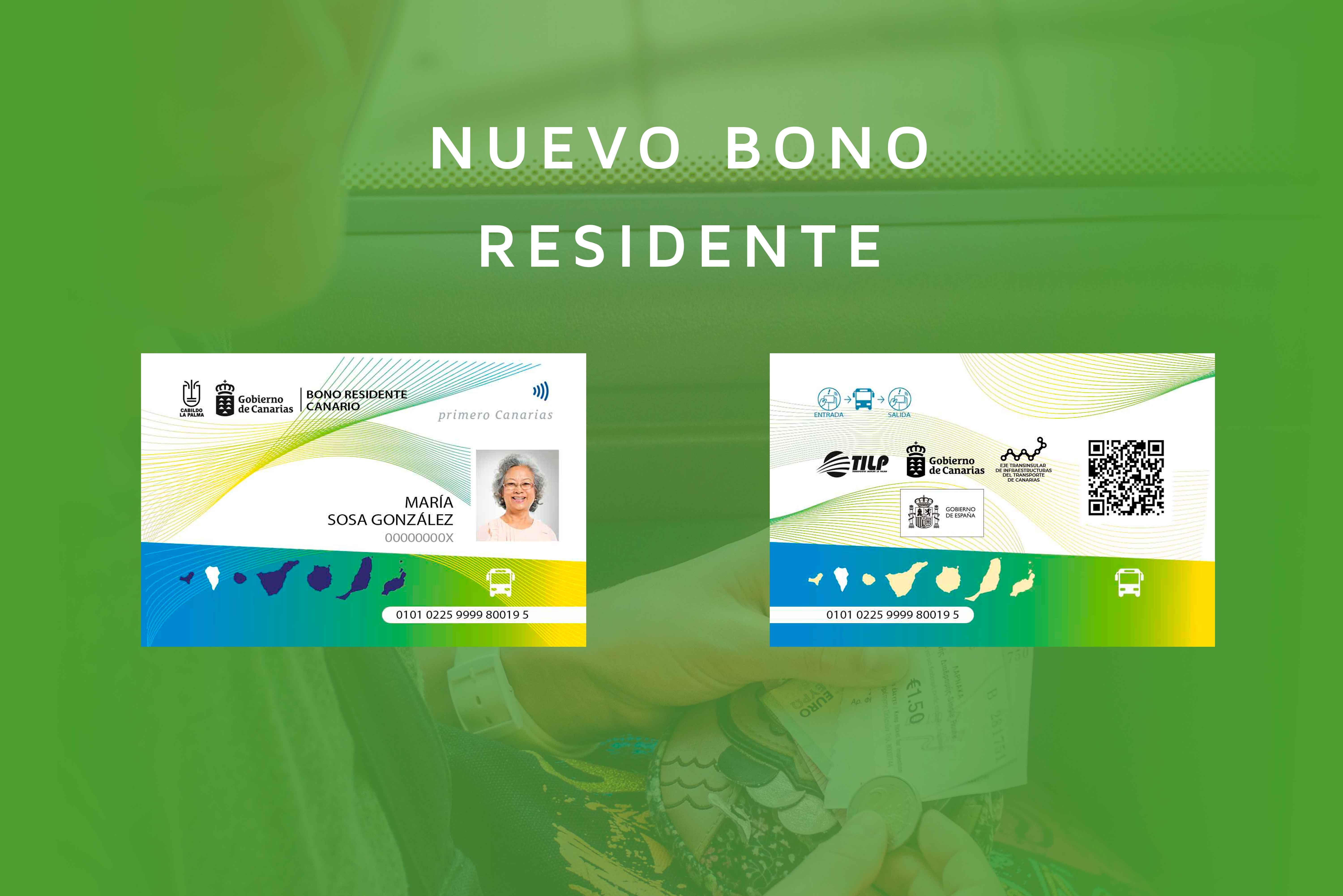 New Canary Islands Resident Pass